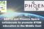 SASTA and Phoenix Space join hands to promote STEM education in the Middle East