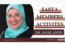 """Dr Amal Amin co-authored a review paper and appeared in the first episode of Nature Arabic's """"Women in Science"""" Podcast."""